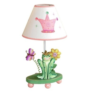 Princess & Frog Table Lamp