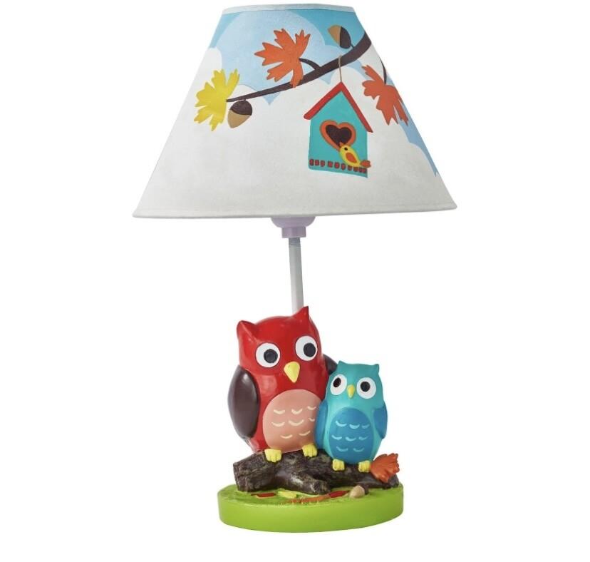 Fantasy Fields - Enchanted Woodland Table Lamp