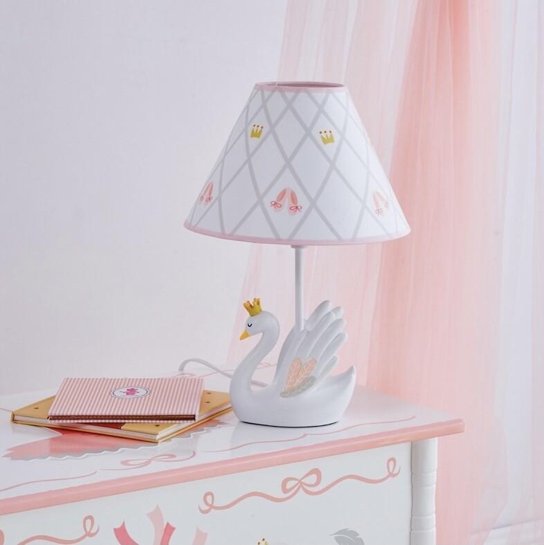 Fantasy Fields - Swan Lake Table Lamp