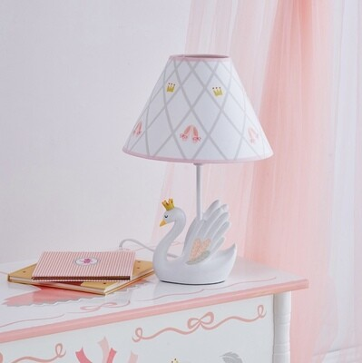 Fantasy Fields - Swan Lake Table Lamp