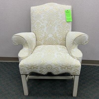 Minton Spidell Cream Armchair