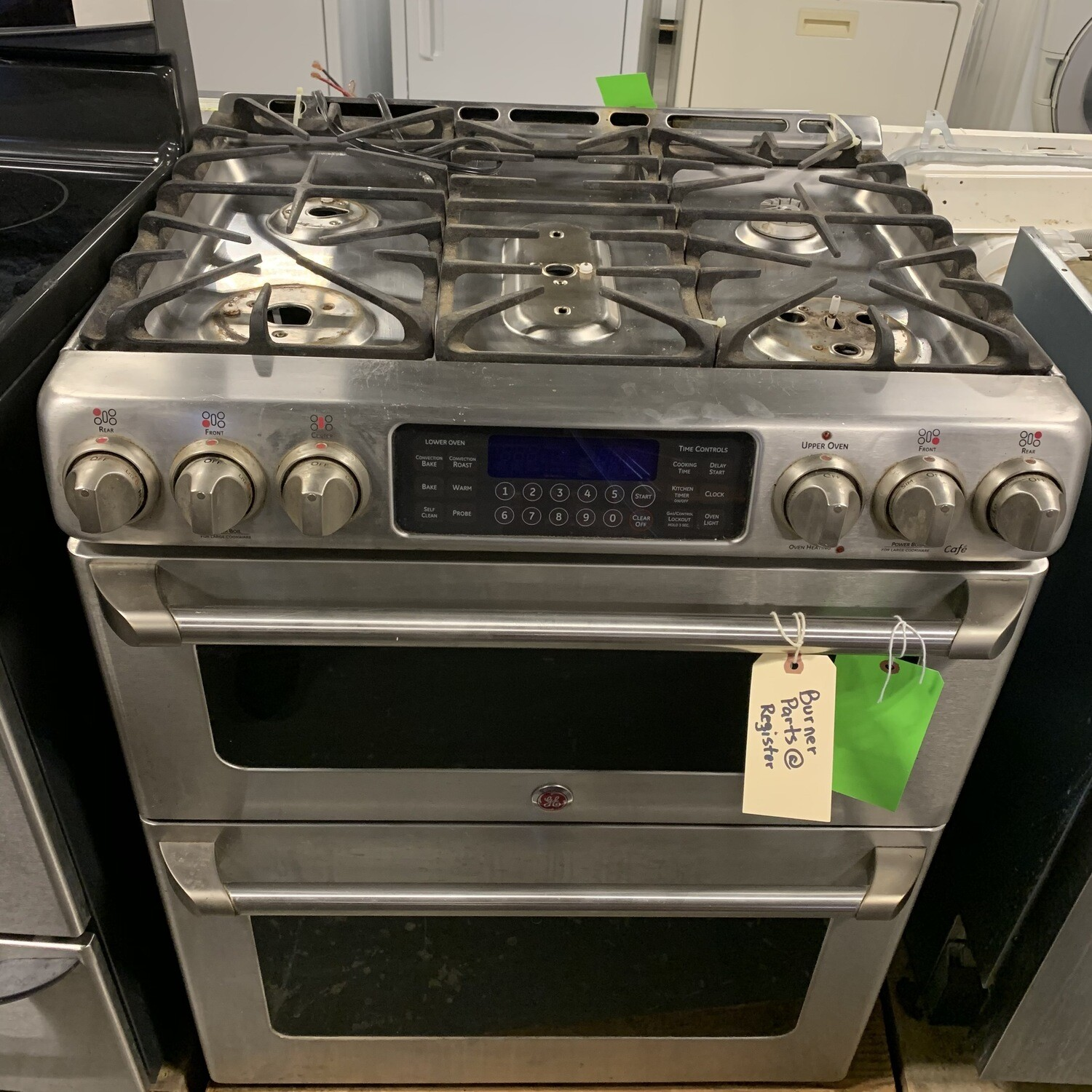 GE Gas/ Electric Stove