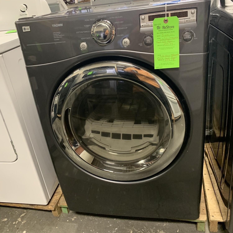 LG Gas Tromm Front Load Dryer