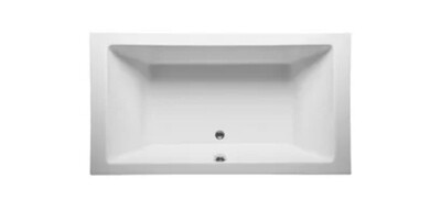 Zuma  Center Drain Bathtub 60 x 30 x 22