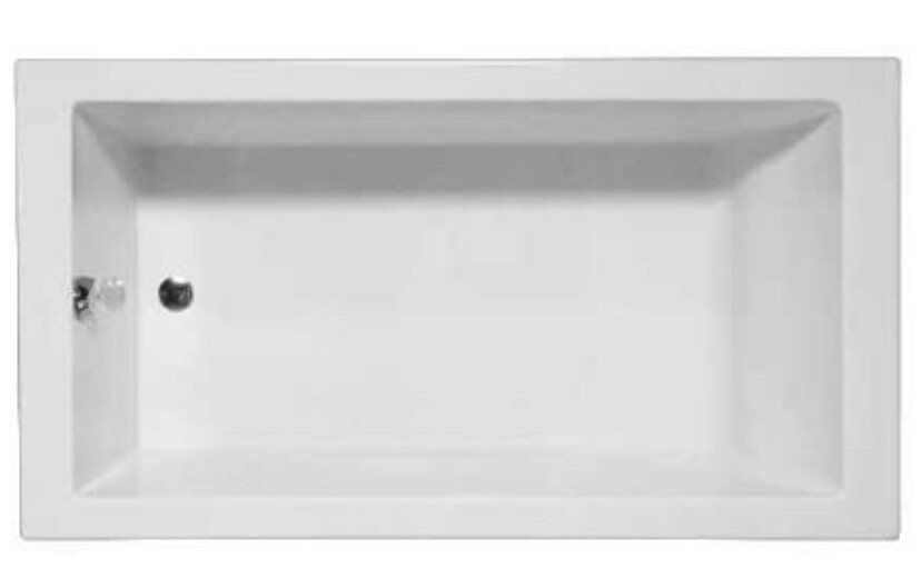 Americh  72X32 Drop In Soaker Tub