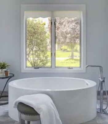 Hydro Systems Studio Collection Aubry Thermal Air Tub 60