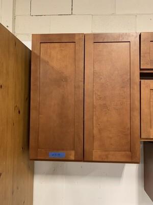 Winwood Newtown Caramel Cabinets W3339