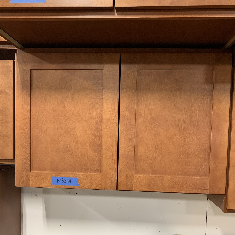 Winwood Newtown Caramel Cabinets W3624