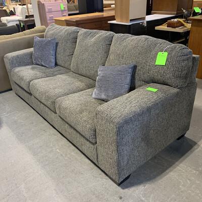 Ashley Furniture Heather Grey Sofa
