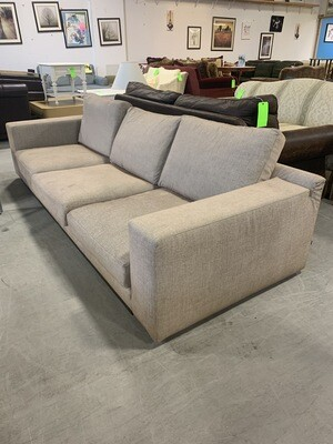 B + B Italia Tan Sofa