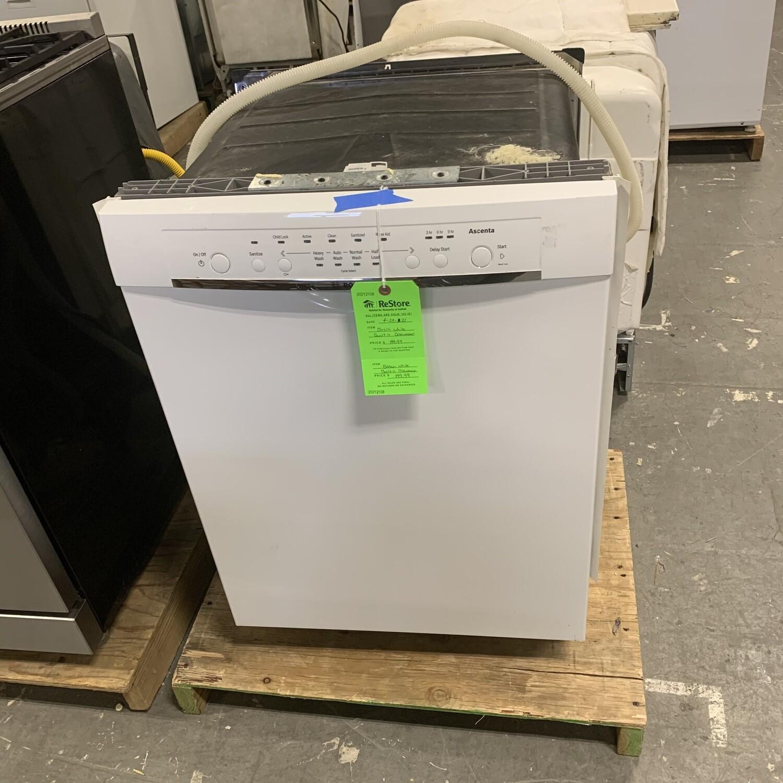 Bosch White Built In Dishwasher