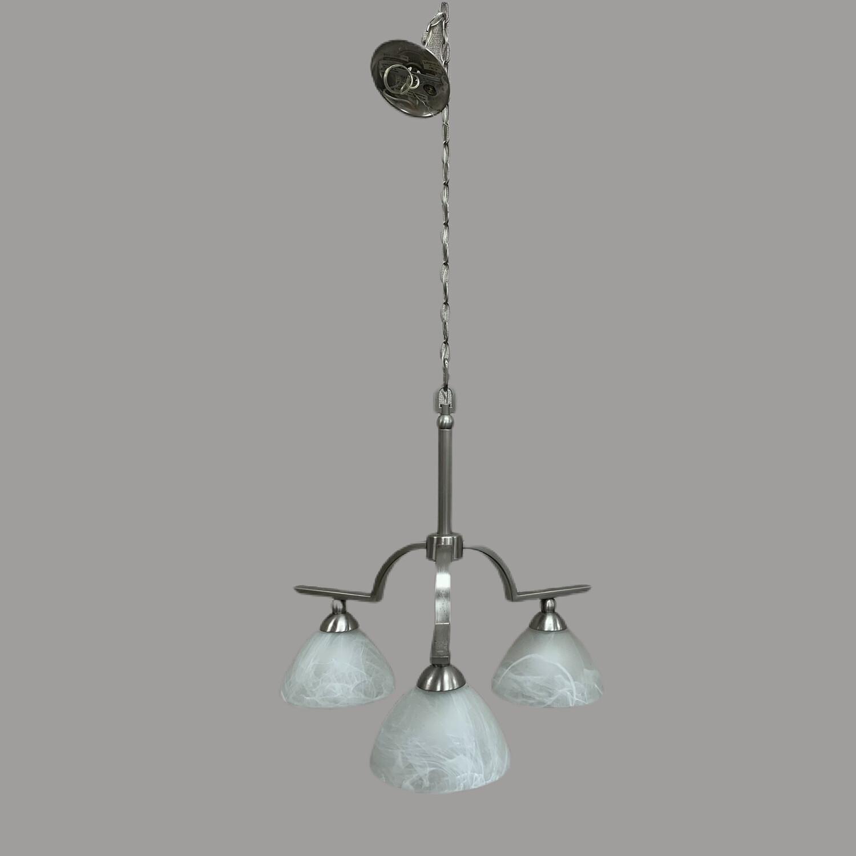 Hampton Bay 3 Bulb Hanging Light Fixture