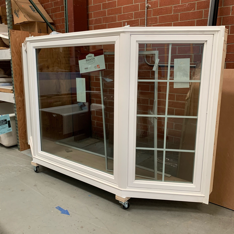 "Simonton Bay Window 106"" x 59"" x 22"""
