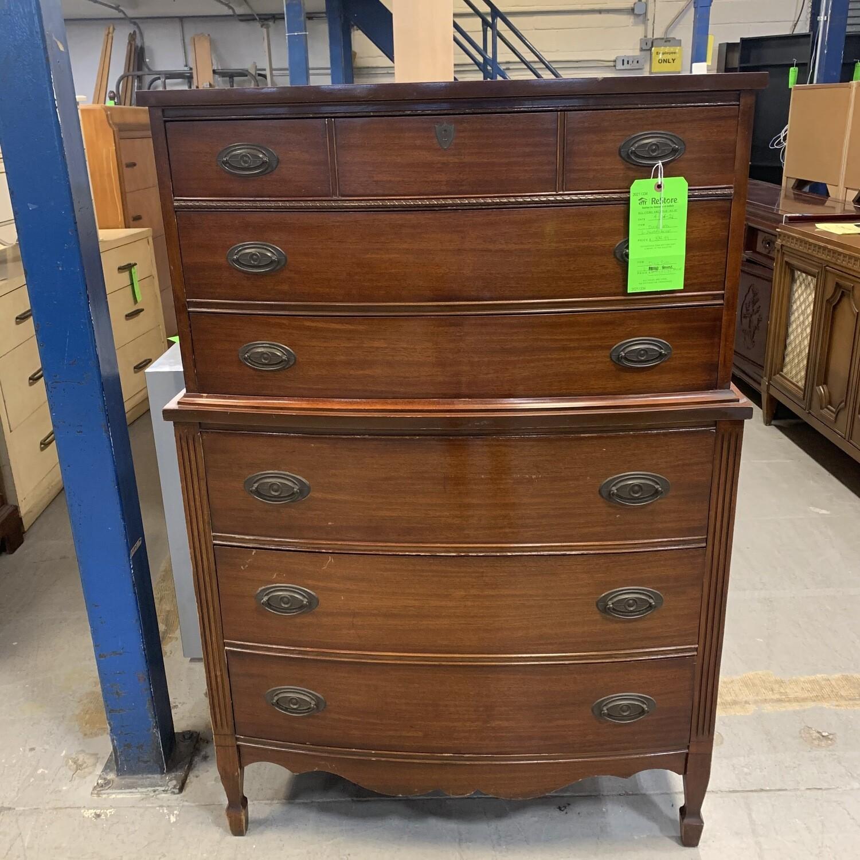 Dixie Furniture 6 - Drawer Dresser