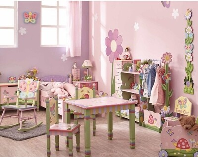 Teamson Kids Magic Garden Toy Table