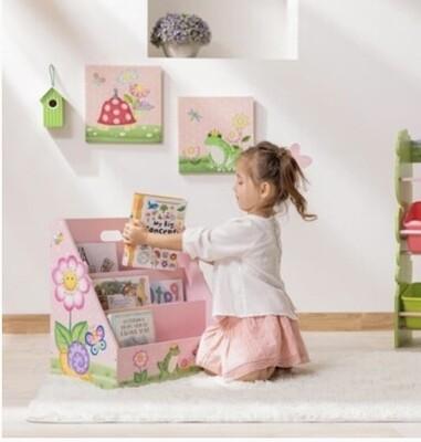 Fantasy Fields Magic Garden Toddler Bookshelf