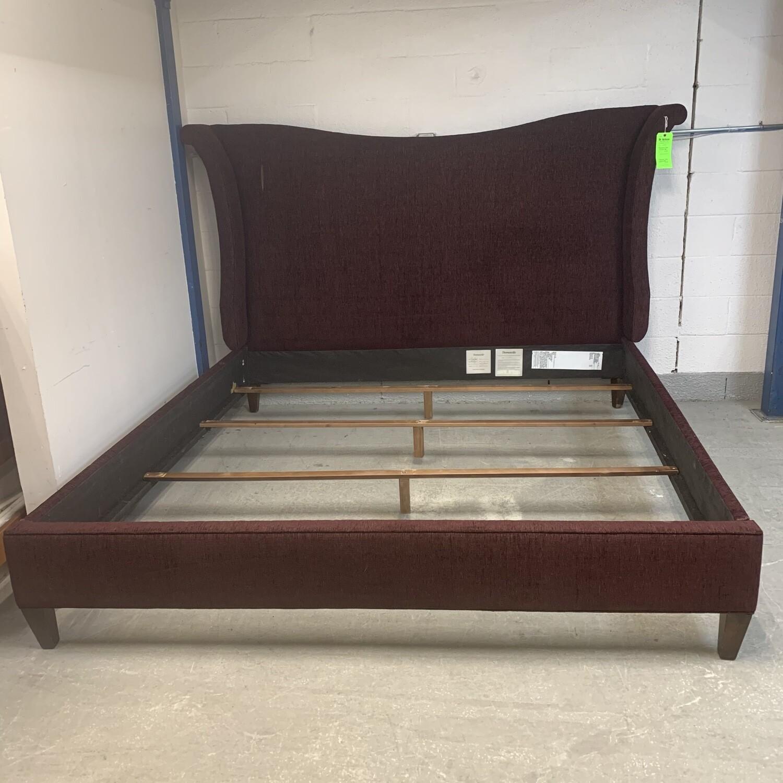 Thomasville Plush King Size Bed