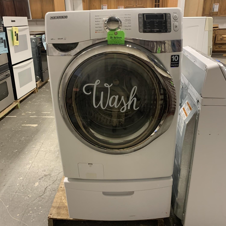 Samsung Washing Machine 2
