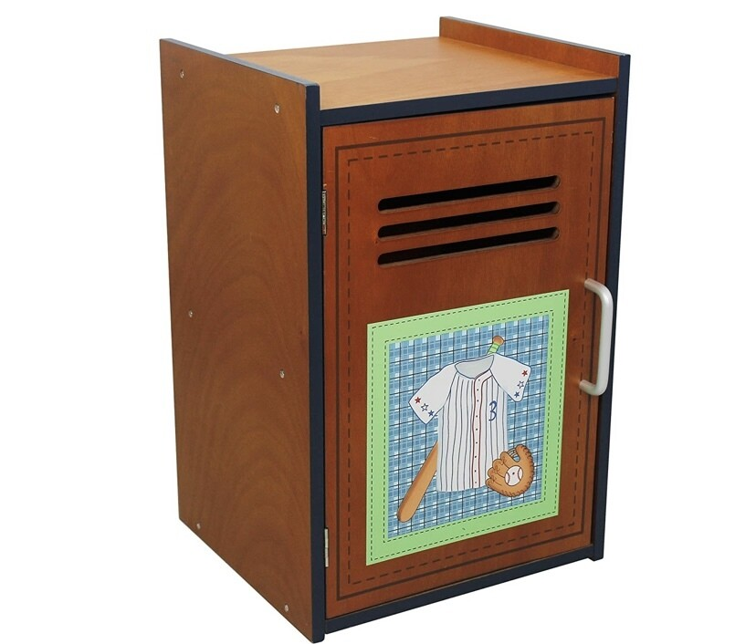 Teamson Kids  Small Cabinet - Lil' Sports Fan