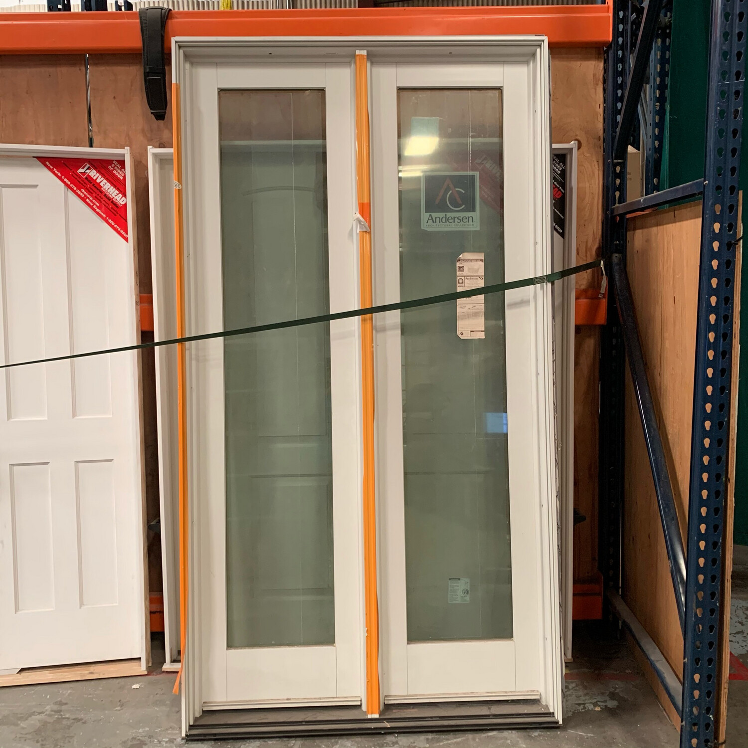 """Anderson A Series Hinged Inswing Door 52"""" x 95 1/2"""""""