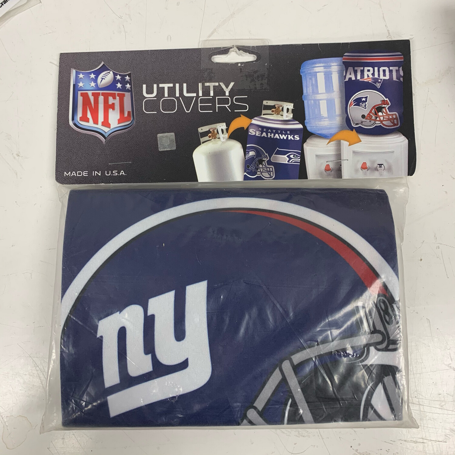 NY Giants Utility Covers