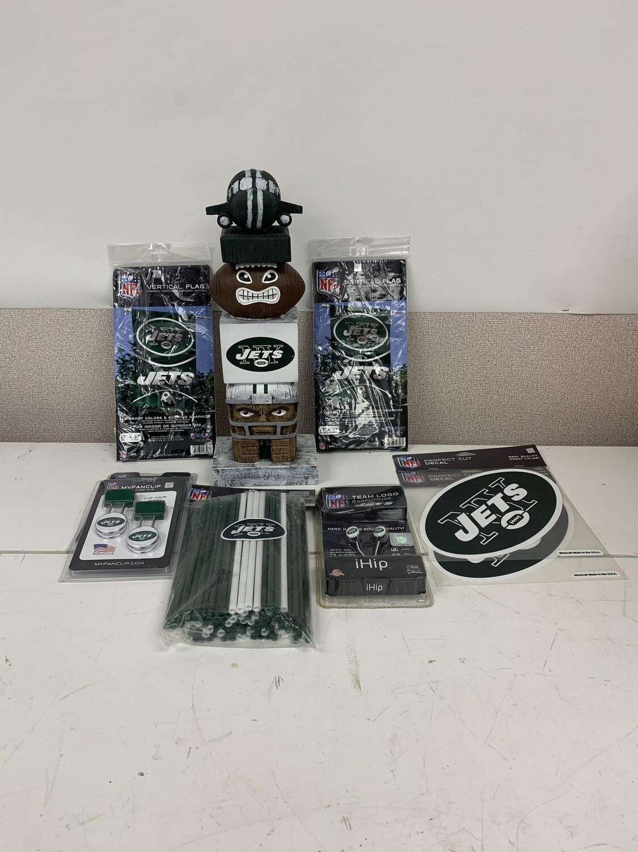9 Piece Jets Fans Bundle