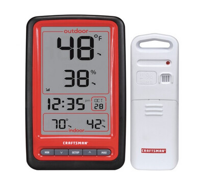 CRAFTSMAN Craftsman Digital Thermometer