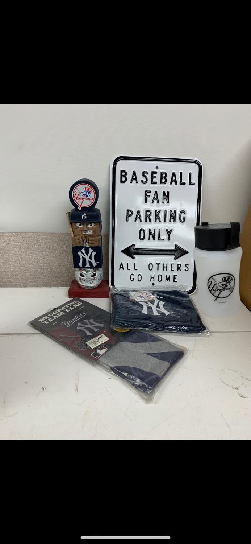 Yankees Fan 5 Pc Bundle