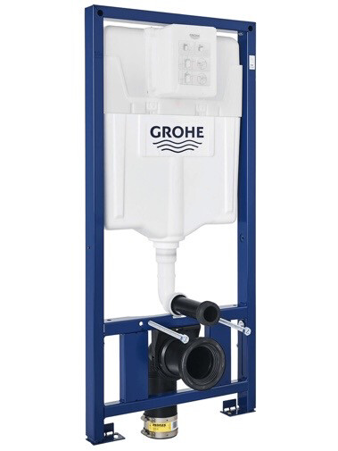 DXV GROHE RAPID SL IN-WALL TOILET CARRIER