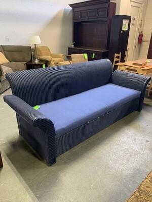 Llyod Loom USA Custom Wicker Sleeper Sofa