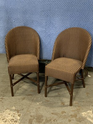 Llyod Loom Round Back Dining Side Chair