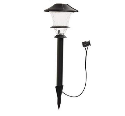 Paradise Low Voltage Cast Aluminium LED Path Light, 1-Pack, Black (33869)