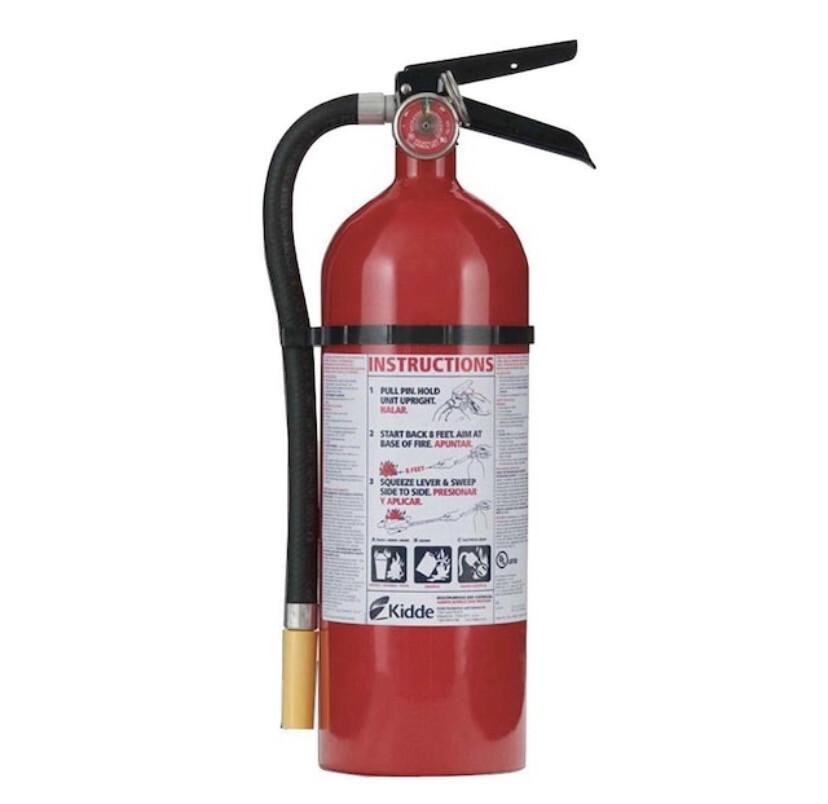Kidde Fireaway 340 Fire Extinguisher