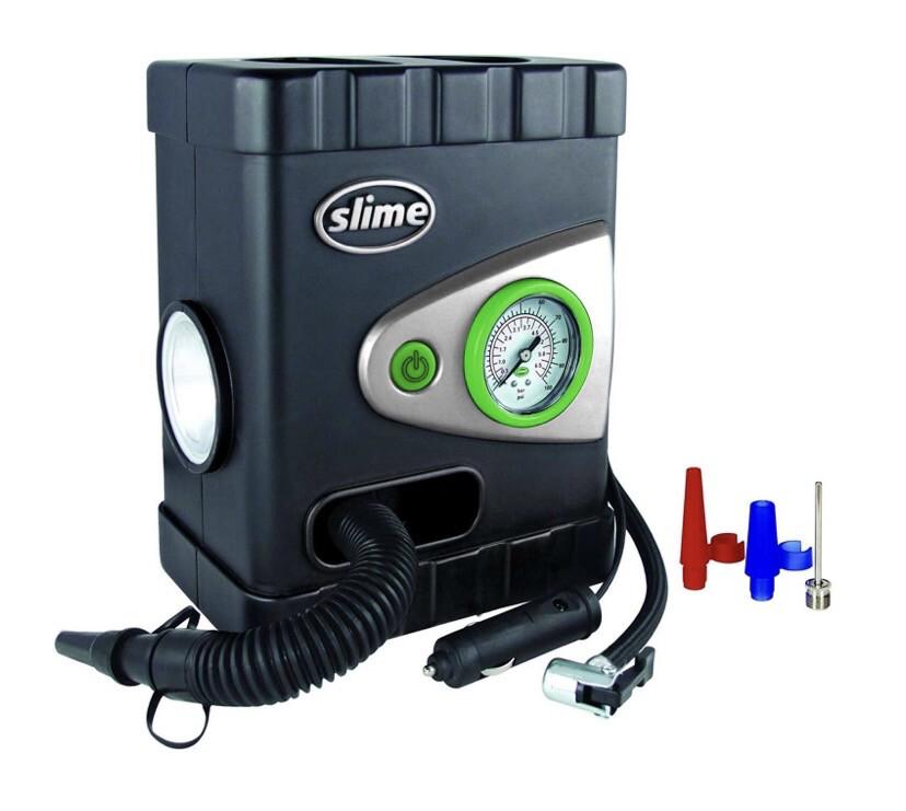 Slime 12 V 100 psi Inflator/Compressor