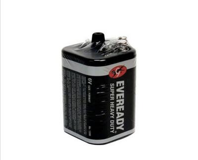 Energizer Eveready 6-Volt Zinc Carbon Lantern Battery 1 pk