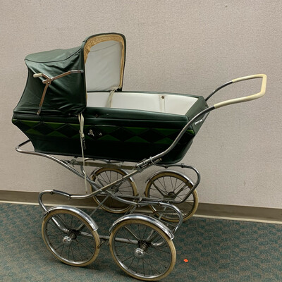 Bilt Rite Vintage Decorative Baby Carriage