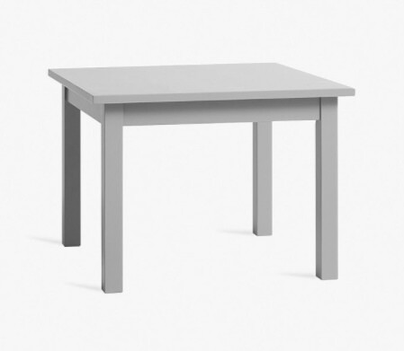 Pottery Barn My 1st Table Smoked Charcoal