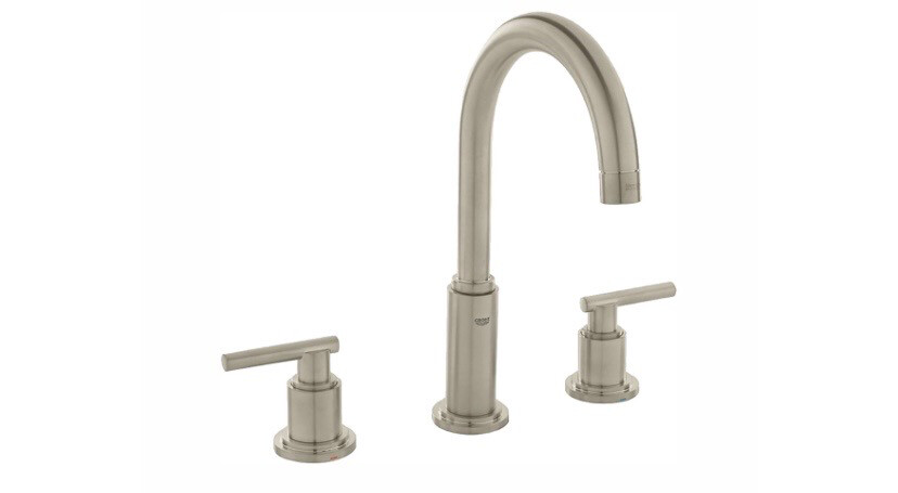 Grohe 8-Inch Widespread  2-Handle  L-Size Bathroom Faucet