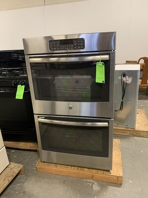 GE Double Oven Upper &  Lower