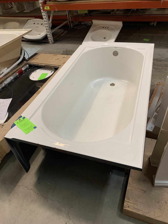 Kohler Cast Iron Bathtub