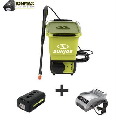 Sunjoe Ion 40-Volt Pressure Washer