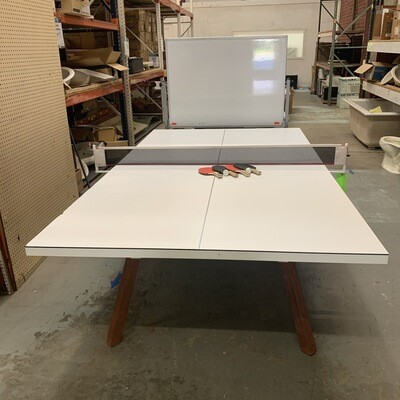 Olympic Size Ping Pong Table