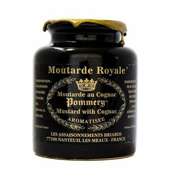 POMMERY - Royal Mustard with Cognac