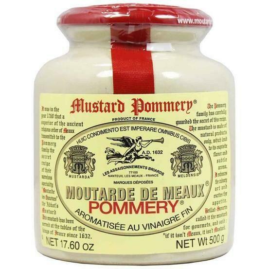 POMMERY - Authentic Mustard 500g