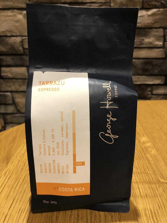 Tarrazu Espresso Dark Roast - Costa Rica