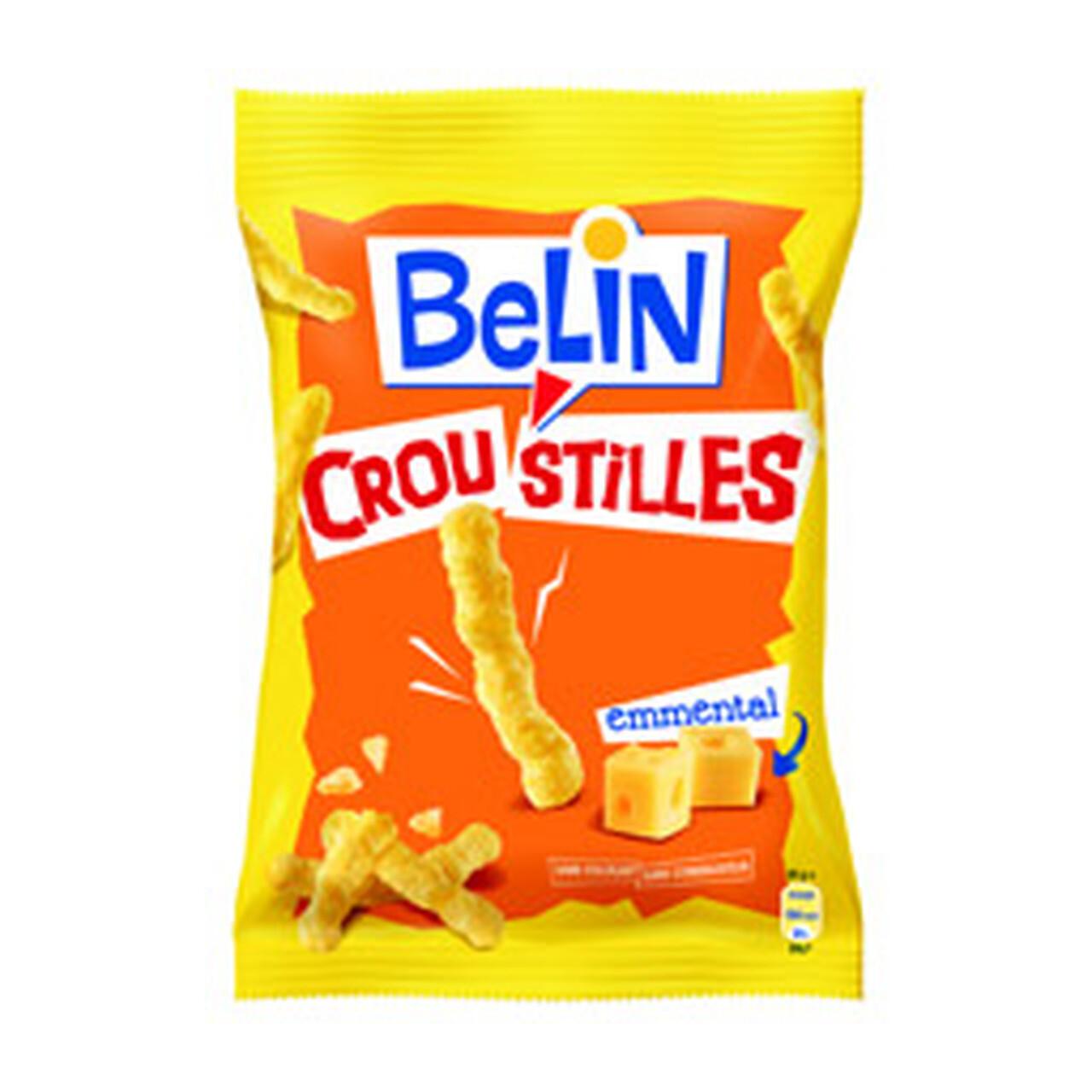 Belin - Croustilles Emmenthal