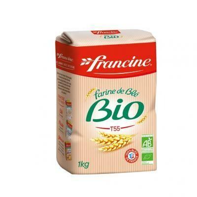 Francine - Organic Wheat Flour