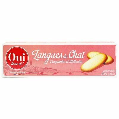 OUI - Langues de Chat