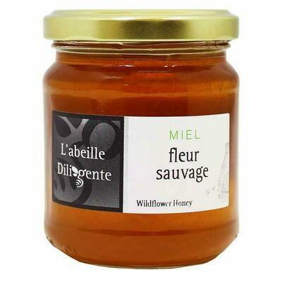 Abeille Diligente - Wild Flower Honey