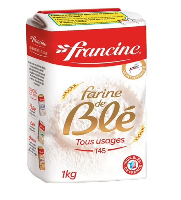 Francine - Wheat Flour